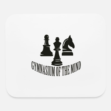 Gymnasium gymnasium of the mind - Mouse Pad