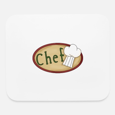 Chef Chef - Mouse Pad
