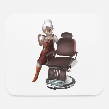 Barber - Mouse Pad
