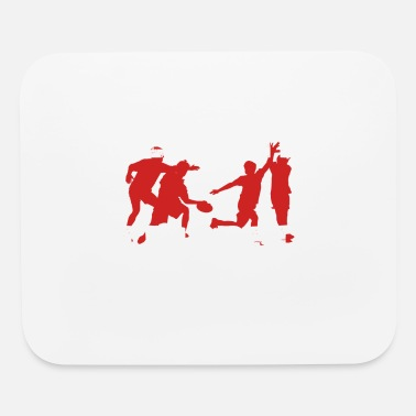 Ultimate Ultimate Frisbee Shirt - Mouse Pad