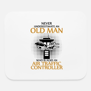 Traffic An Air Traffic Controller T Shirt - Mouse Pad