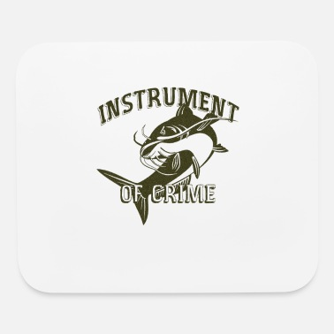 Instrument instrument of crime - Mouse Pad