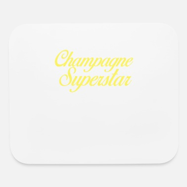 Superstar Champagne Superstar - Mouse Pad