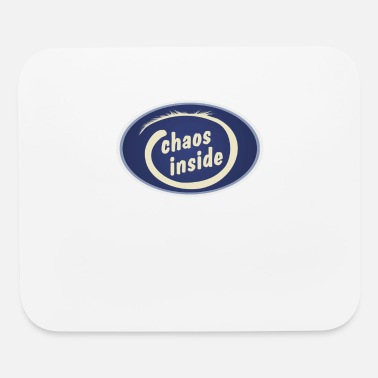 Anti-pc chaos inside - Mouse Pad