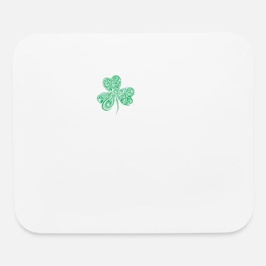 Irish Boys I Shamrock Irish Boys - Irish Boys Love Shirt - Mouse Pad