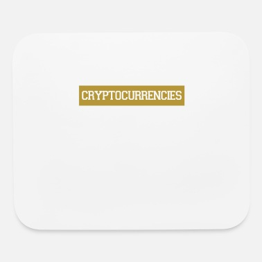 Cryptocurrency Cryptocurrencies - Mouse Pad
