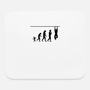 Crossfit crossfit evolution, #crossfit - Mouse Pad