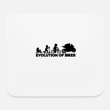 Bikers Biker - Mouse Pad