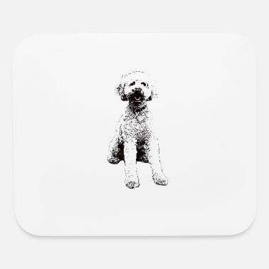 Labradoodle Labradoodle - Mouse Pad
