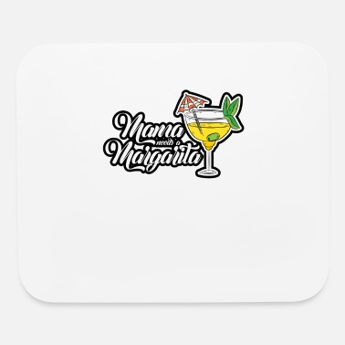 Mama Mama Needs A Margarita Womens Fun Gift For Women Mom Mother - Mouse Pad