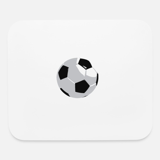 Soccer Mouse Pads - Soccer Coach Best Coach Ever Soccer Gift - Mouse Pad white