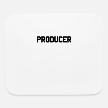 Executive Producer Producer Shirt for Hollywood Elite - Mouse Pad