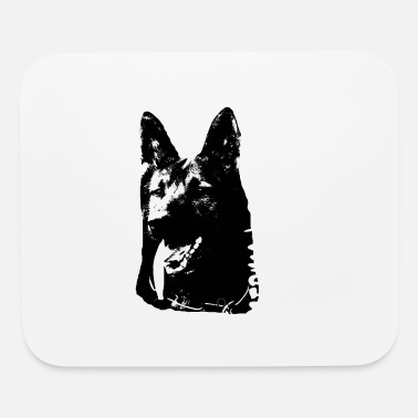 German Shepherd German Shepherd,Shepherd,Doglover, - Mouse Pad