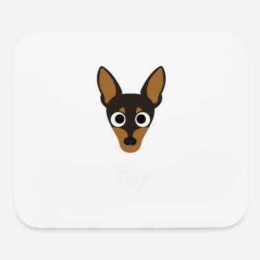 Toy Toy - Toy Terrier - Mouse Pad