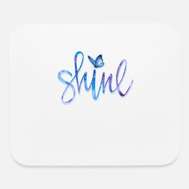 BUTTERFLY SHINE - Mouse Pad