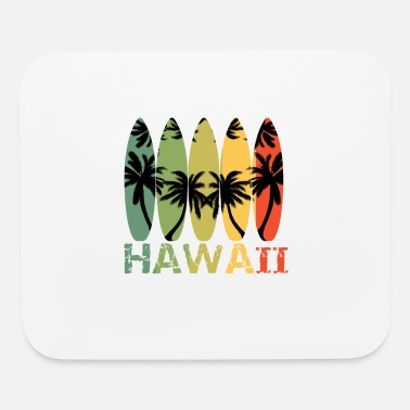 Hawaii Party Hawaii - Mouse Pad