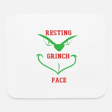 Grinch Grinch - Mouse Pad