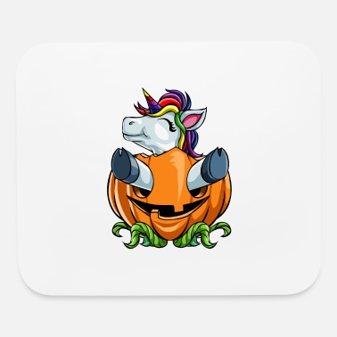 Unicorn Unicorn Pumpkin - Mouse Pad