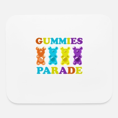 Parade Gummies Parade - Mouse Pad