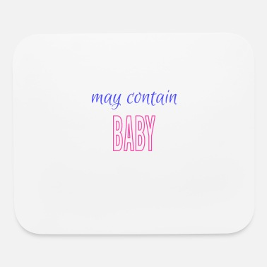 Pregnant Pregnant - Mouse Pad