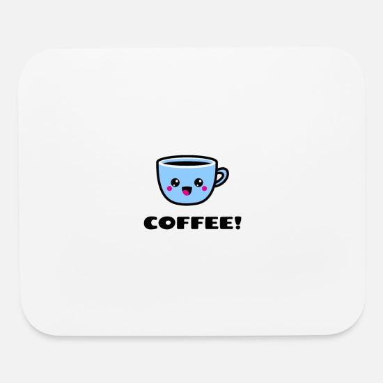 Wife Mouse Pads - coffee - Mouse Pad white