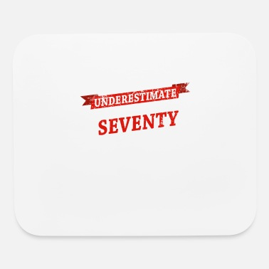 70th 70th Birthday - Mouse Pad