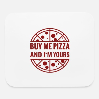 Pizza - Mouse pad Horizontal