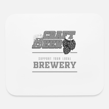 Craft Craft Beer/Craft Brewery/Craft Brewing/Beer - Mouse Pad