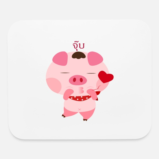 Days Of The Week Mouse Pads - xoxo valentine day valentines day valentine's day - Mouse Pad white
