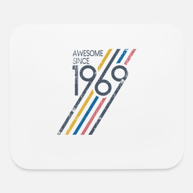Awesome Since Awesome Since 1969 - Mouse Pad