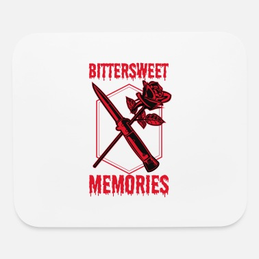 Love Bitter Sweet Memories Falling In Reverse Giftidea - Mouse Pad