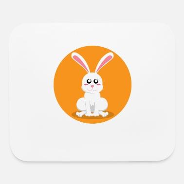 Anti-Fatigue sleep rabbit TUKA Mouse Pad with Designed Cute Cartoon Animals