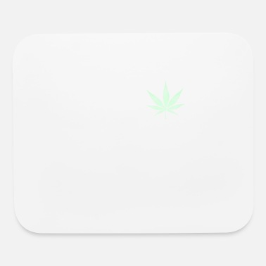4 + 20 is Cannabis Lover Stoners Birthday Gift - Mouse Pad