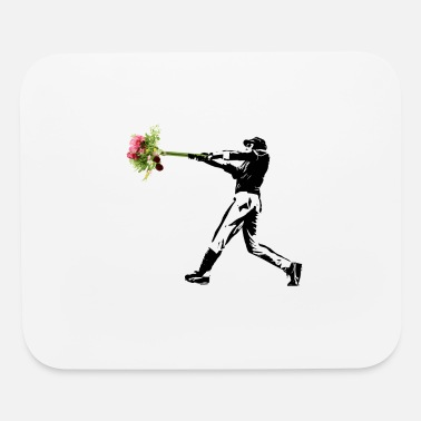 Flowercontest Baseball - flowercontest - flowers - Mouse Pad