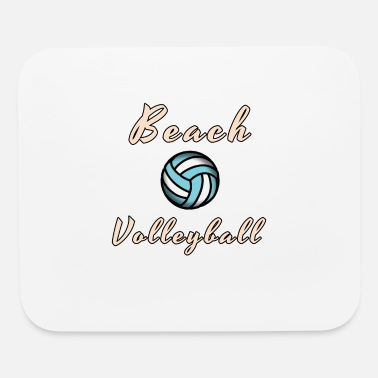 Beach Volleyball Beach volleyball - Mouse Pad