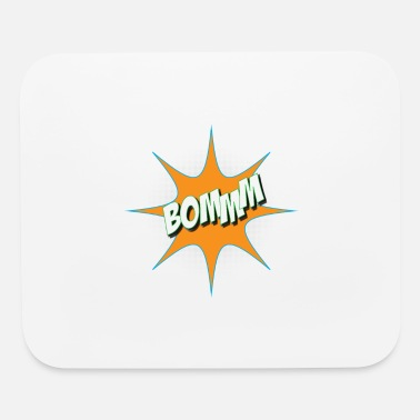 Trending Bommm Cartoonist Design - Mouse Pad