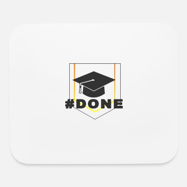 I Graduated Graduation - Mouse Pad