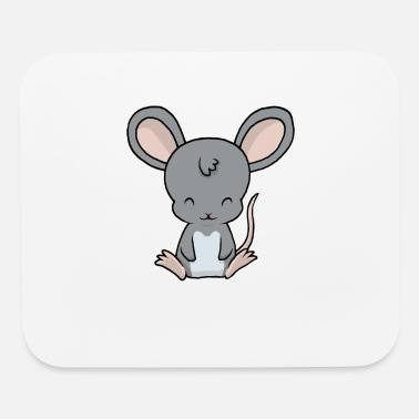 Little Mouse Little Baby Mouse - Mouse Pad