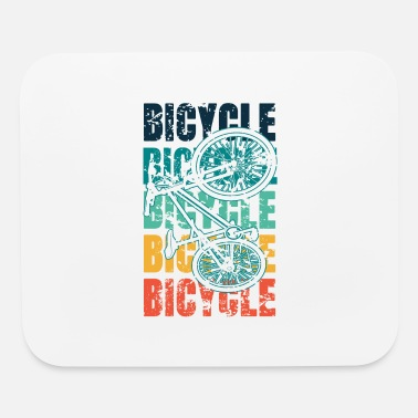 Bicycle Bicycle Bicycle Bicycle Bicycle Bicycle - Mouse Pad