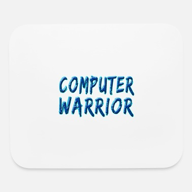 Computer Computer warrior - Mouse Pad