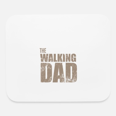 Familiar Funny walking dad gift - Mouse Pad