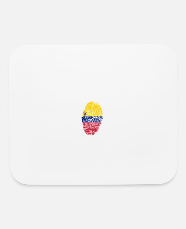Venezuela Mouse Pads - VENEZUELA...IT'S IN MY DNA! - Mouse Pad white