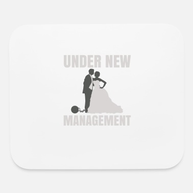 Wedding Vows Under New Management, Wedding Exchanging Vows - Mouse Pad