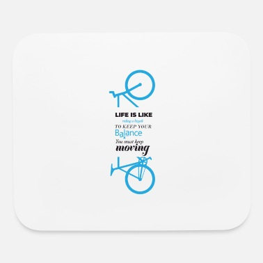 Bicyclette Bicyclette Bicycle tour, Cycling I bicycle quotes - Mouse Pad