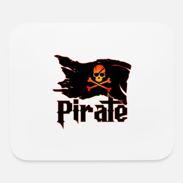 Pirate Flag Pirate Flag - Mouse Pad