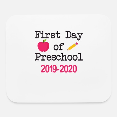 First First day of preschool 19-20 - Mouse Pad