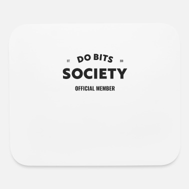Old Do Bits Society, DBS Official Member - Mouse Pad