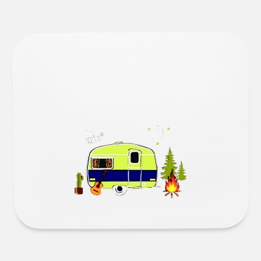 Campground what happens at the campground gets laughed about - Mouse Pad