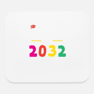 First Class of 2032 Kindergarten First Day Of School - Mouse Pad