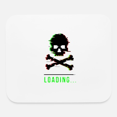 Dark Humor Dead Reaper pension sarcasm funny gift - Mouse Pad
